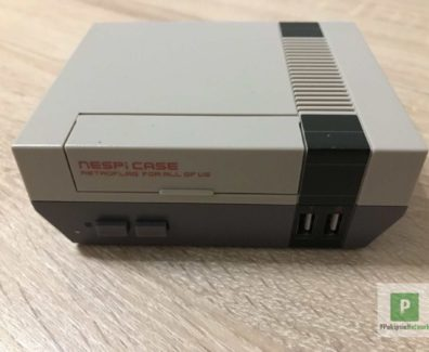 NesPi Raspberry Pi Case