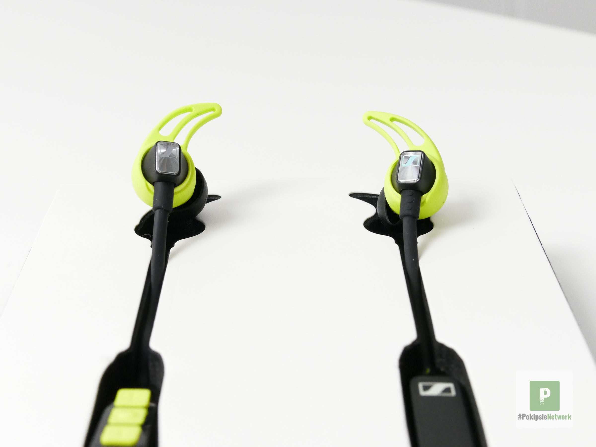 Die beiden In-Ear Kopfhörer