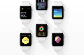 Tutorial Apple Watch letzte App