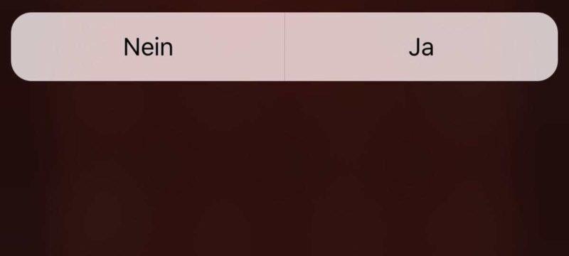 Bring hört jetzt auch auf Siri