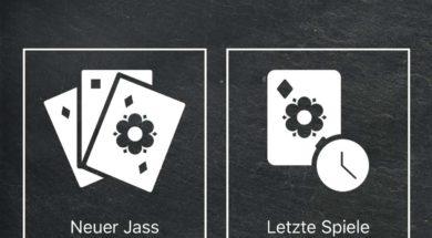 Jasstafel App kurzvorstellung