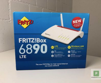 AVM FRITZBox 6890 LTE