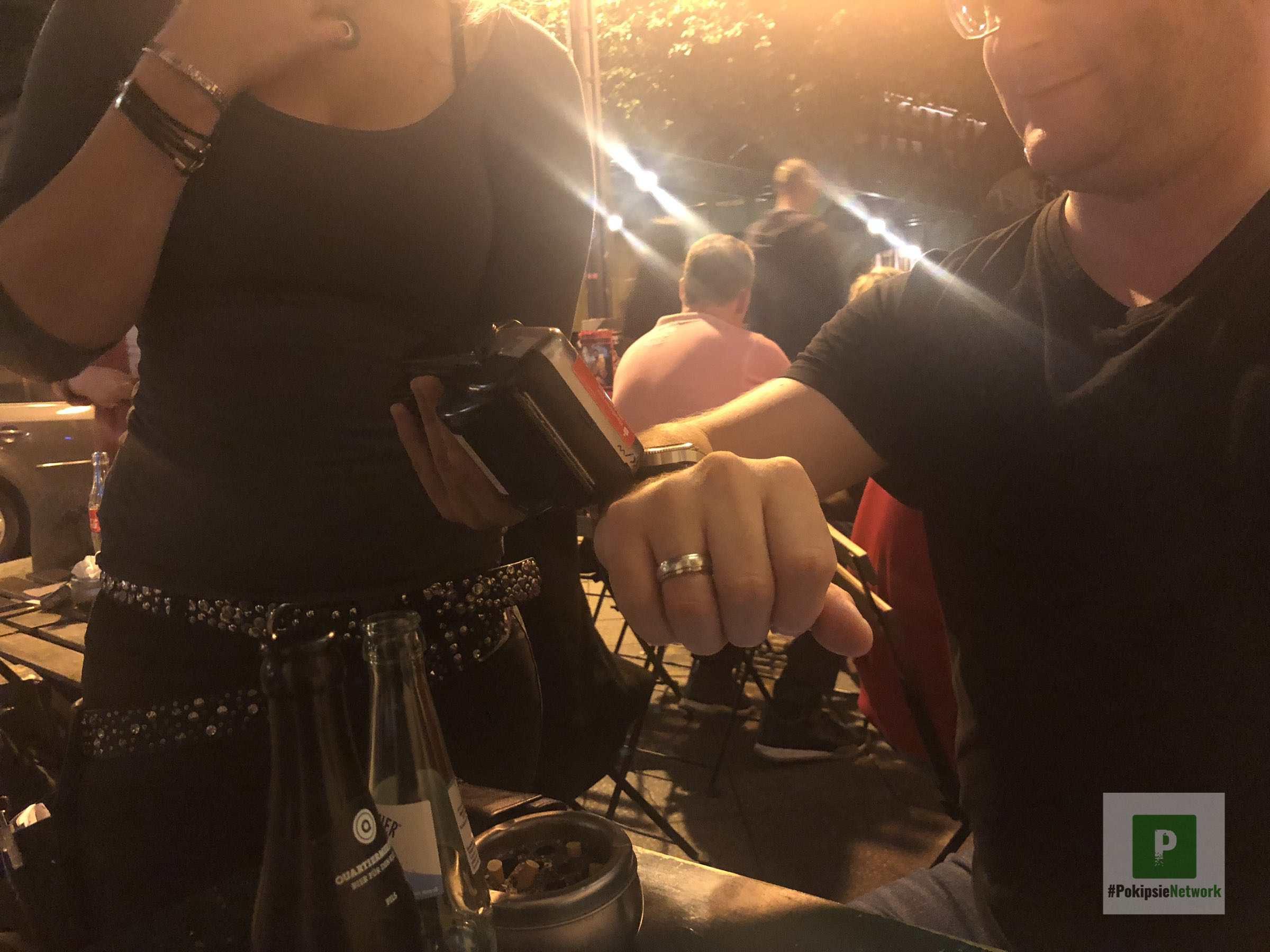 Bargeldlos bezahlen mit der Samsung Gear S3 in Berlin