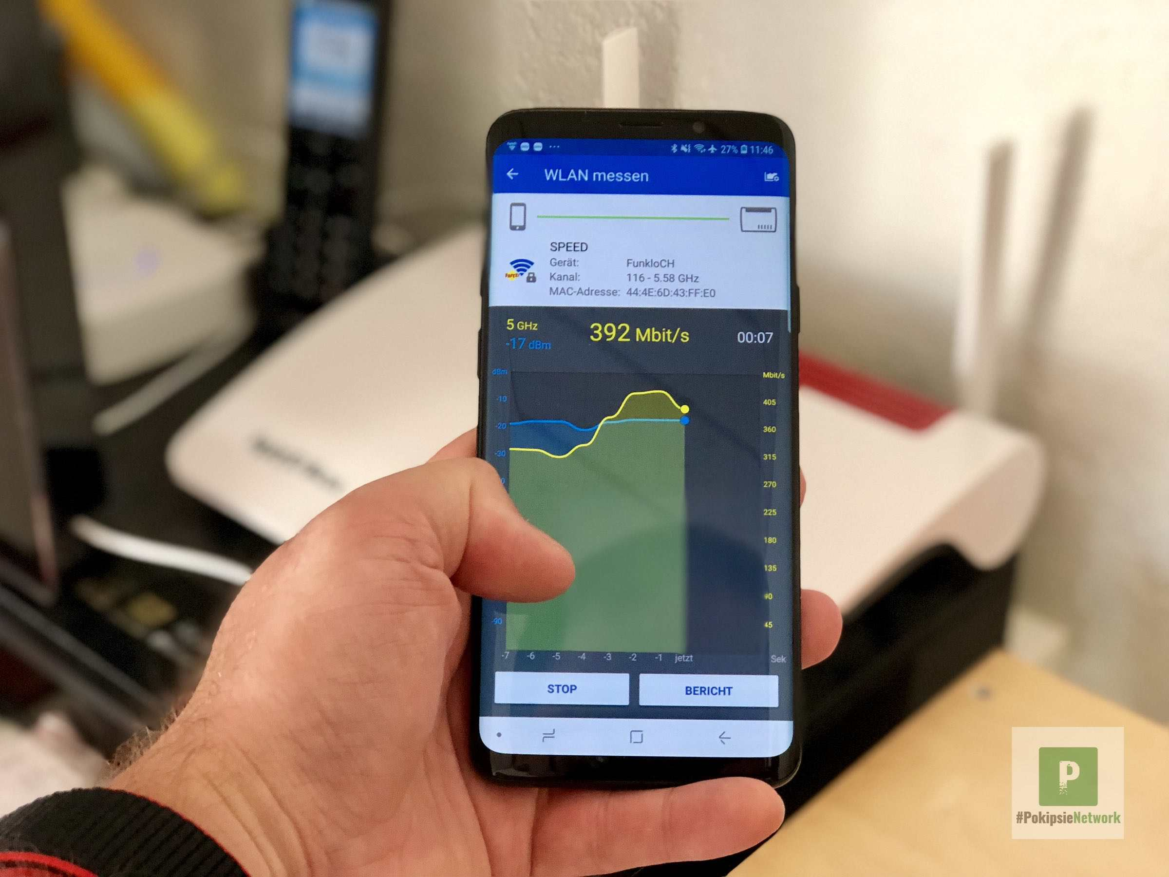 FRITZ!WLAN App – Android und iOS