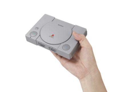 PlayStation Classic vorangekündigt