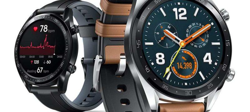 Huawei Watch GT Vorstellung