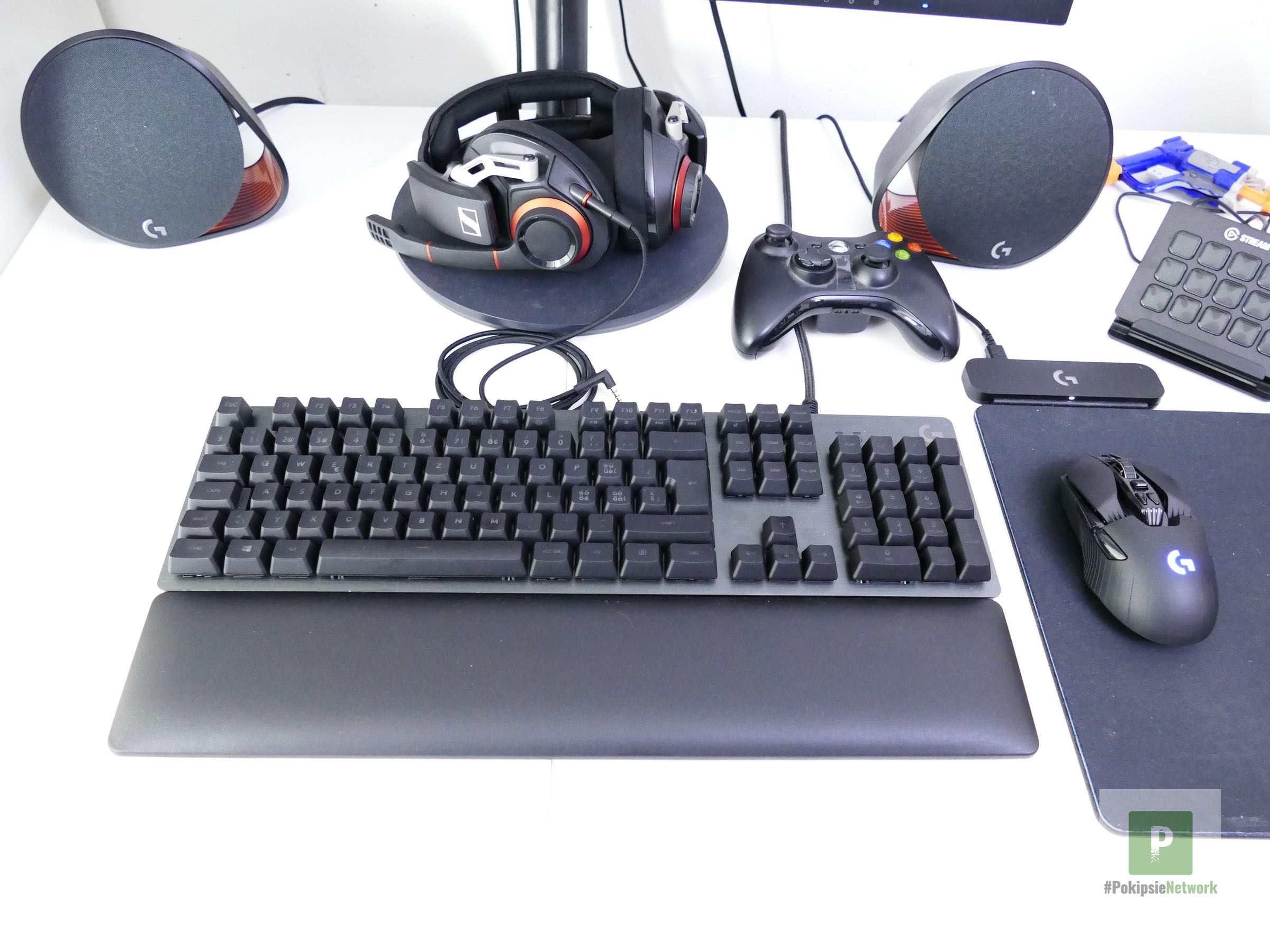 Logitech G513 – meine neue Gaming Tastatur