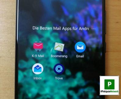 Die besten E-Mail Apps für Android