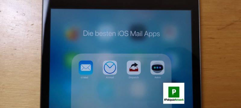 Die besten E-Mail Apps für iOS