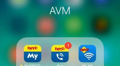 FRITZ!App Fon 4.0 – tolle Neuigkeit für iPhone Nutzer