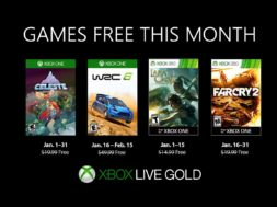 Games with Gold – Januar 2019