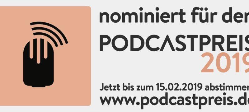 Podcastpreis – Doppelte nomination fürs Pokipsie Network