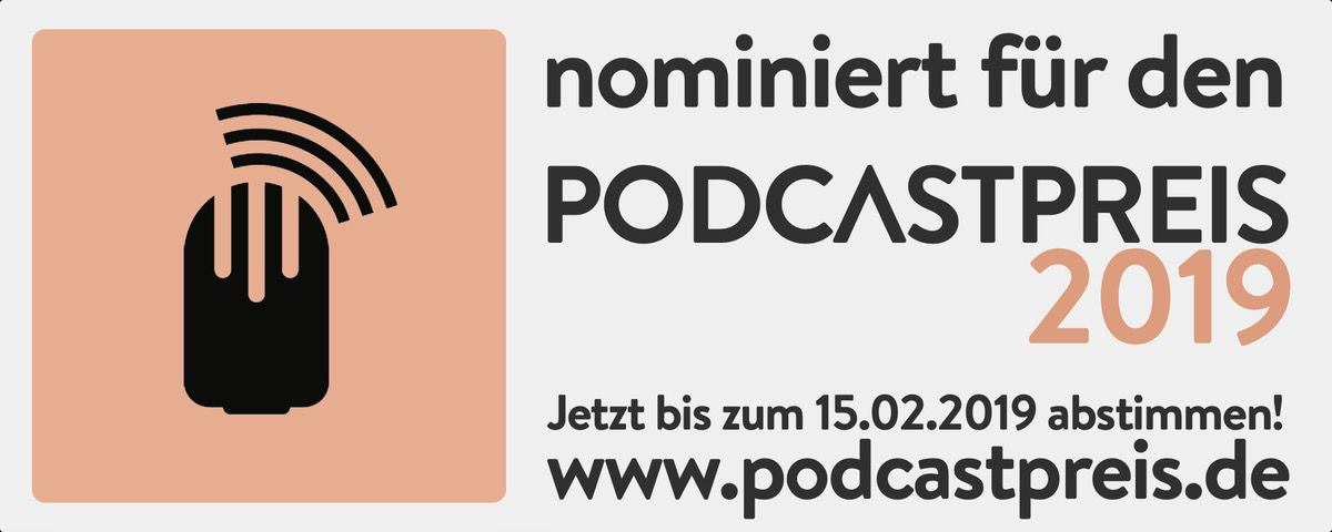 Podcastpreis – Doppelte nomination fürs Pokipsie Network