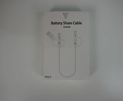 VOLT Battery Share Cable – Schweizer Kickstarter Projekt für mehr Power
