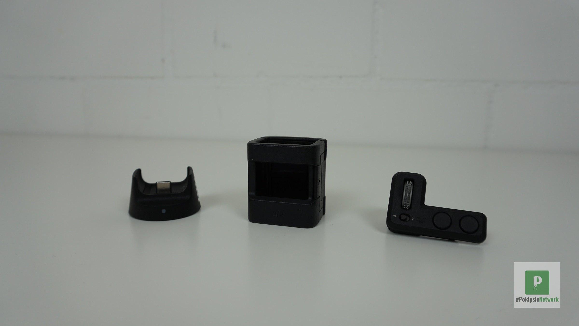 Die drei Zubehör Produkte