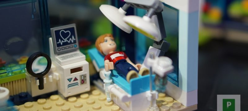 LEGO Friends Heartlake Krankenhaus – 41318