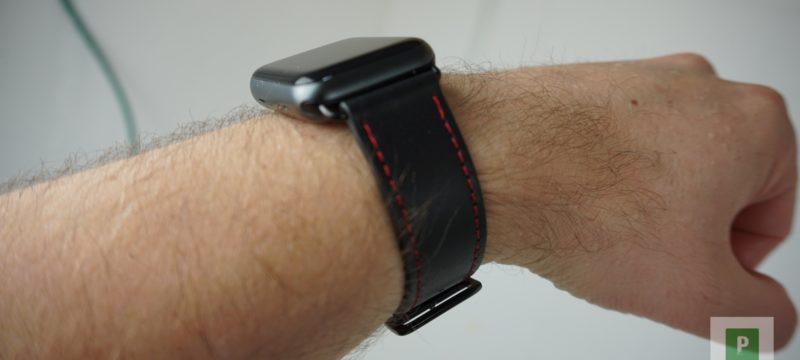 bluestein Lederarmband für die Apple Watch