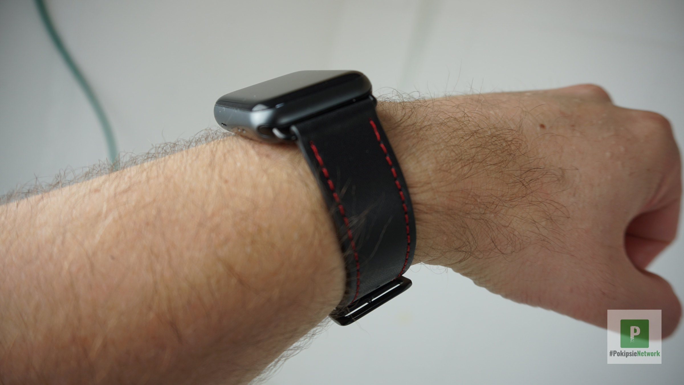 bluestein Lederarmband für die Apple Watch