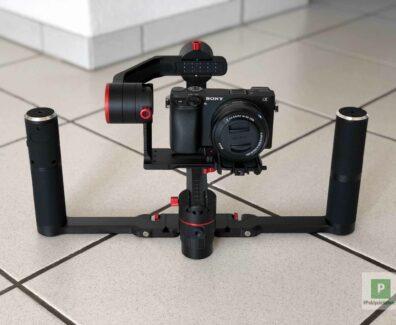 FeiyuTech A2000 Single – Ein Gimbal für meine grosse Kamera