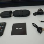 Der Lieferumfang vom MUWI und Flow