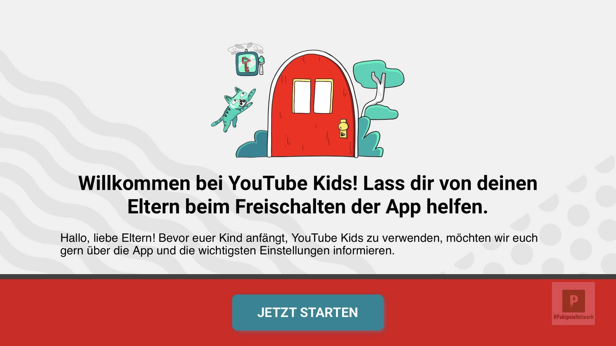 YouTube Kids für Apple TV ab sofort verfügbar