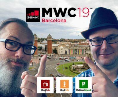 MWC 2019 das neuste aus der Smartphonewelt, 5G und ein bisschen was zum falten