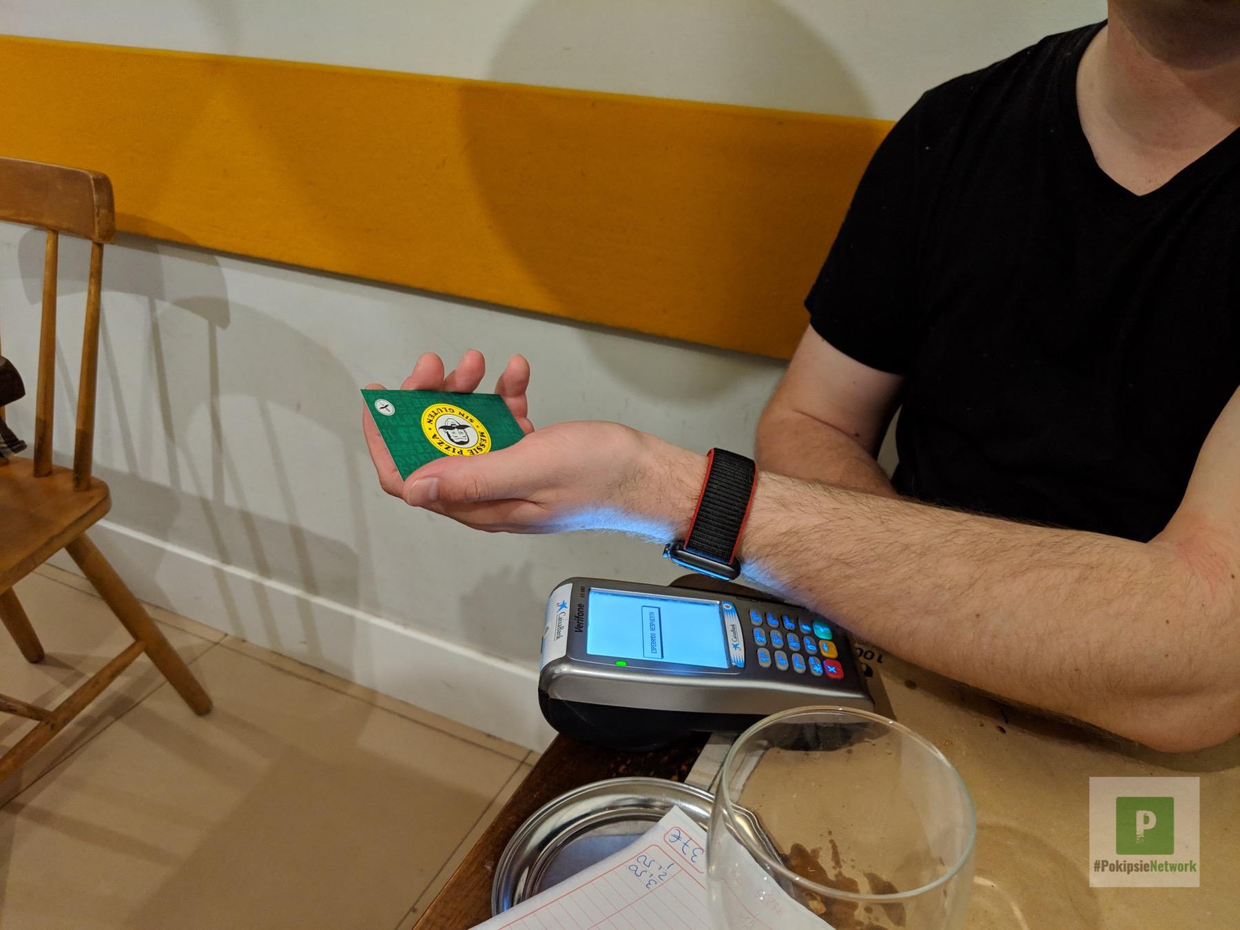 Einfaches und schnelles Bezahlen im Restaurant