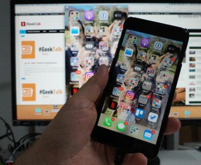 iPhone Bildschirm auf dem Mac anzeigen – Tutorial macOS