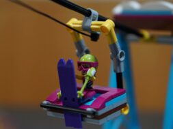LEGO Friends Skilift im Wintersportort 41324