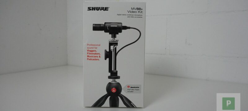 Shure MOTIV MV88 plus Video Kit