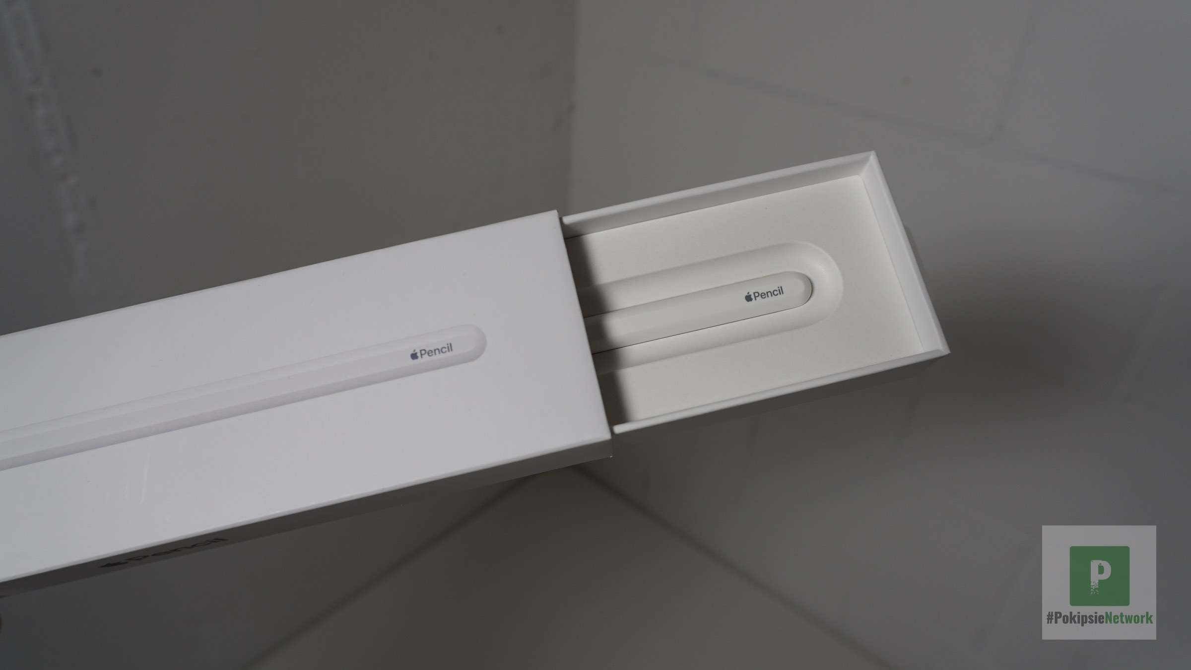 Der Pencil in der Original Verpackung
