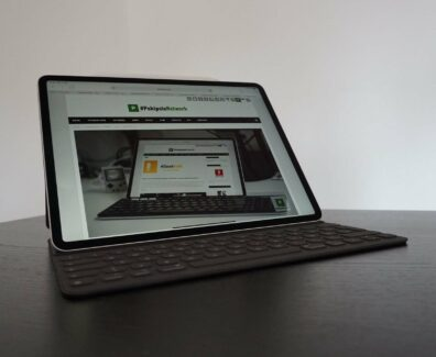 Apple Smart Keyboard Folio – Tastatur und Schutz in einem