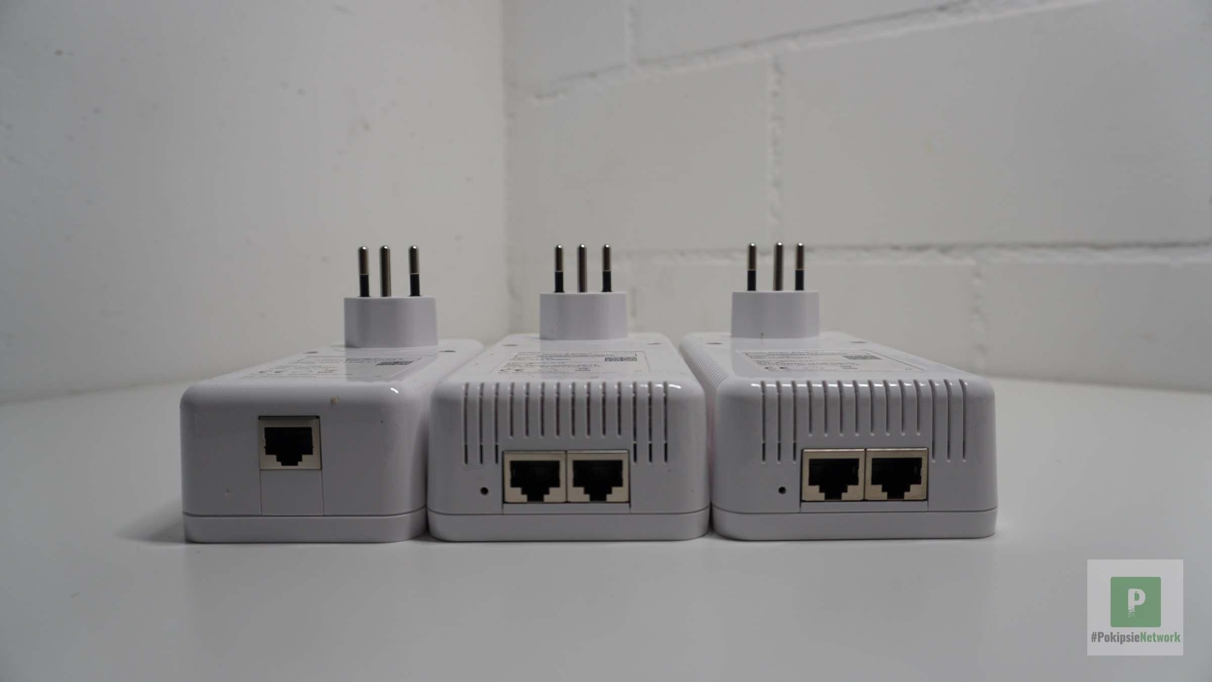 Die Ethernet Schnittstellen