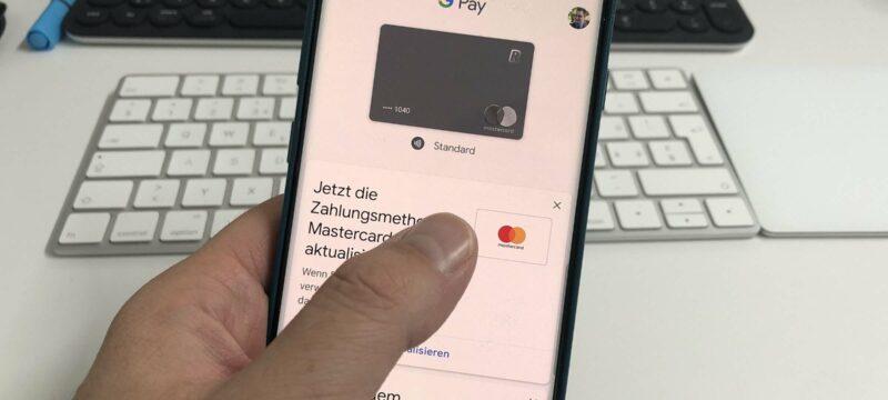 Google Pay endlich auch in der Schweiz
