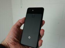 Google Pixel 3 – Klein aber oho