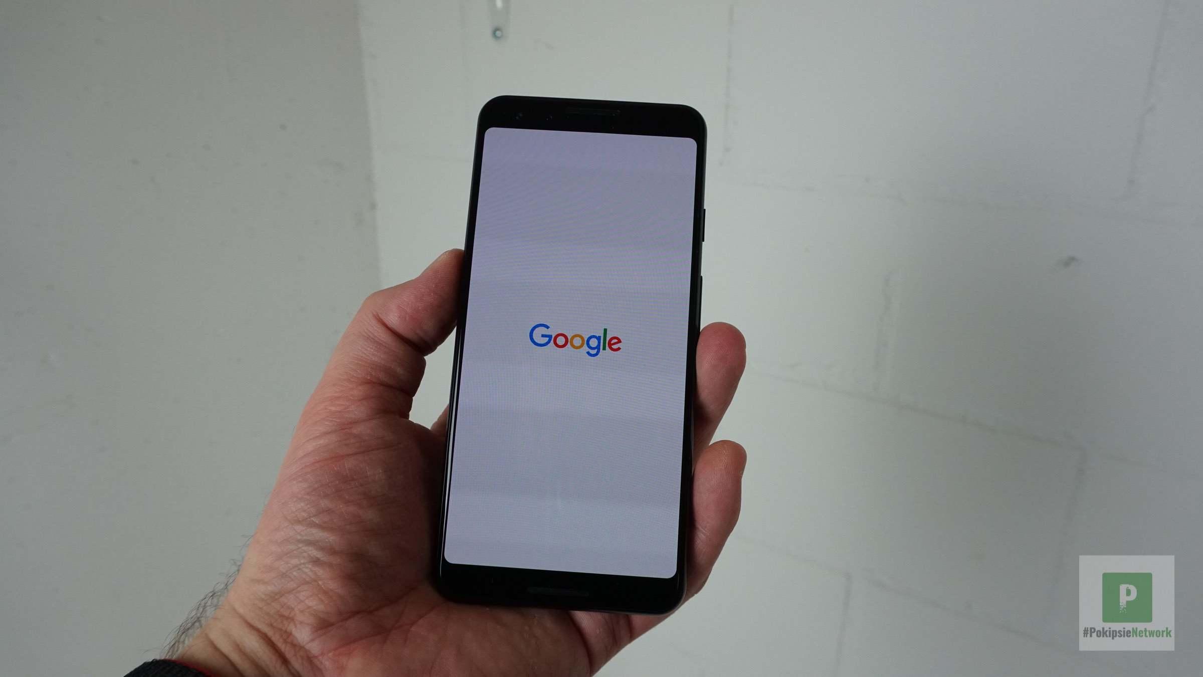 Android startet