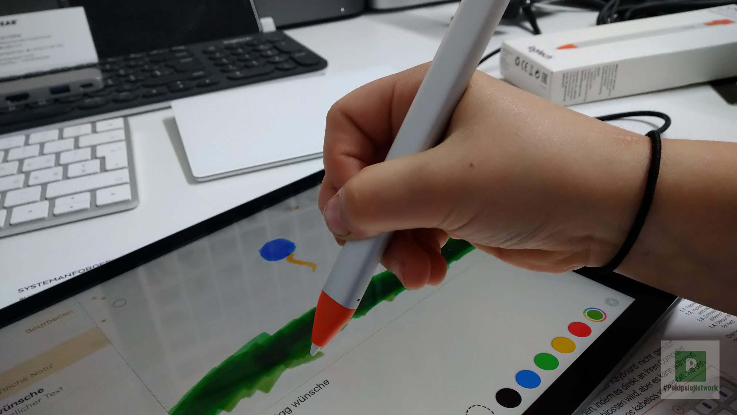 Logitech Crayon – Alternativer Pencil fürs iPad?