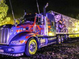 Transformers (Bumblebee) Wettbewerb – Transformers Truck an der Fantasy Basel