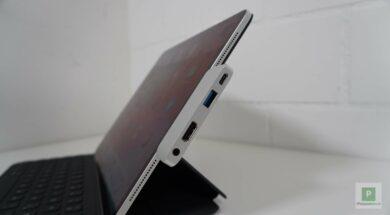 Mehr als nur ein Ausgang/Eingang am iPad