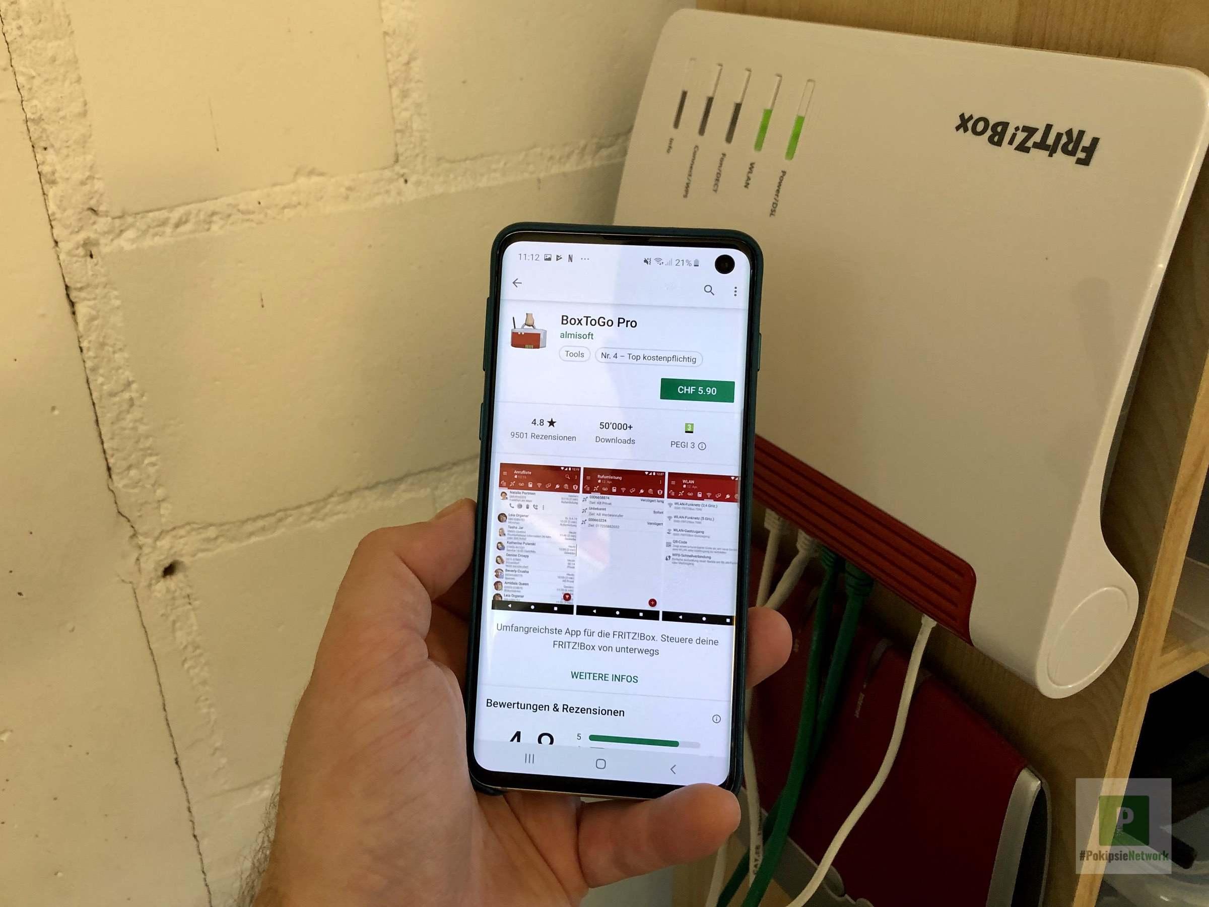BoxToGo App für Android – Die Alternative zu den AVM eigenen Apps?