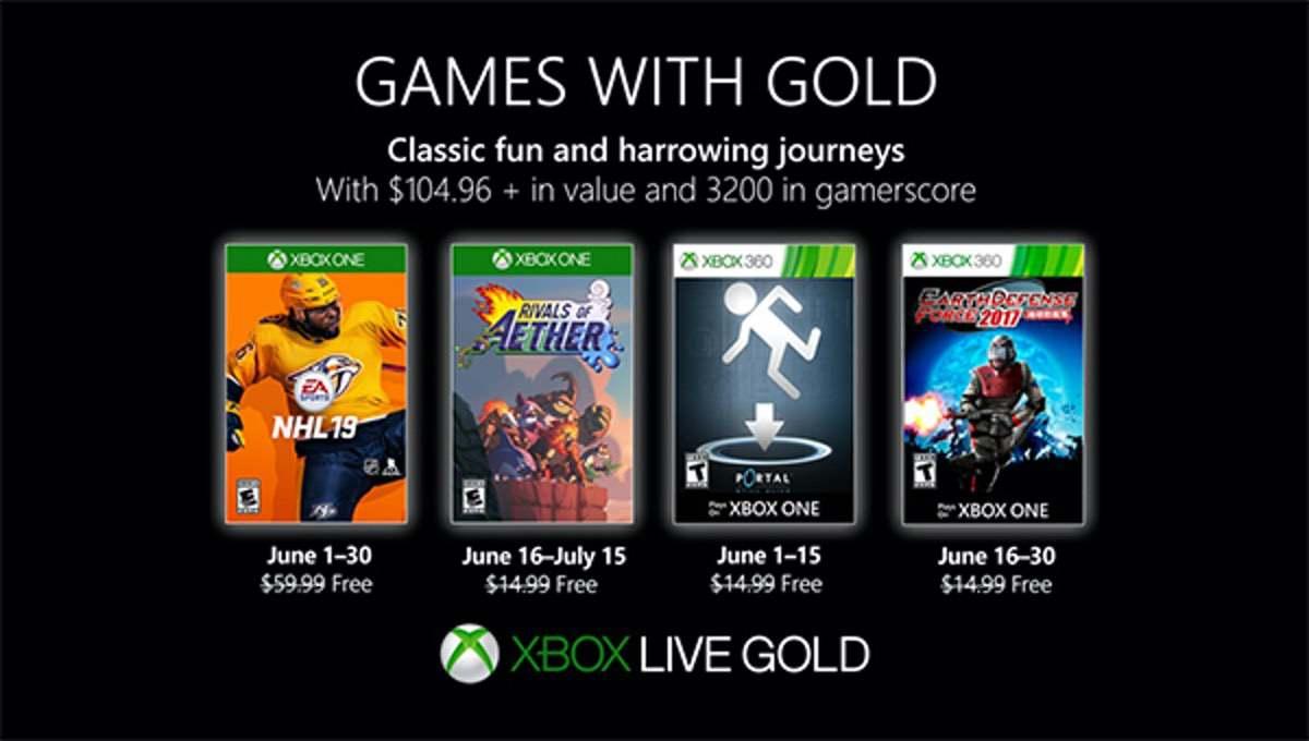 Games with Gold – Juni 2019: Diese XBox Spiele gibts gratis