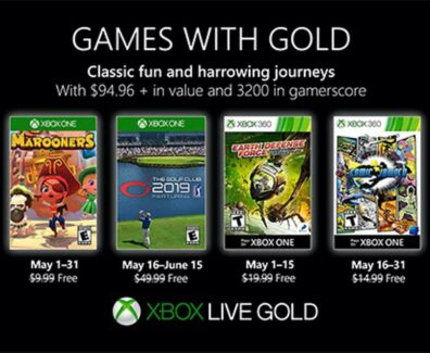 Mai 2019 – Games with Gold