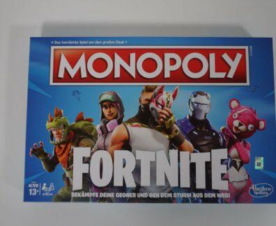 Monopoly Fortnite – Online Spiel trifft auf Kult Brettspiel