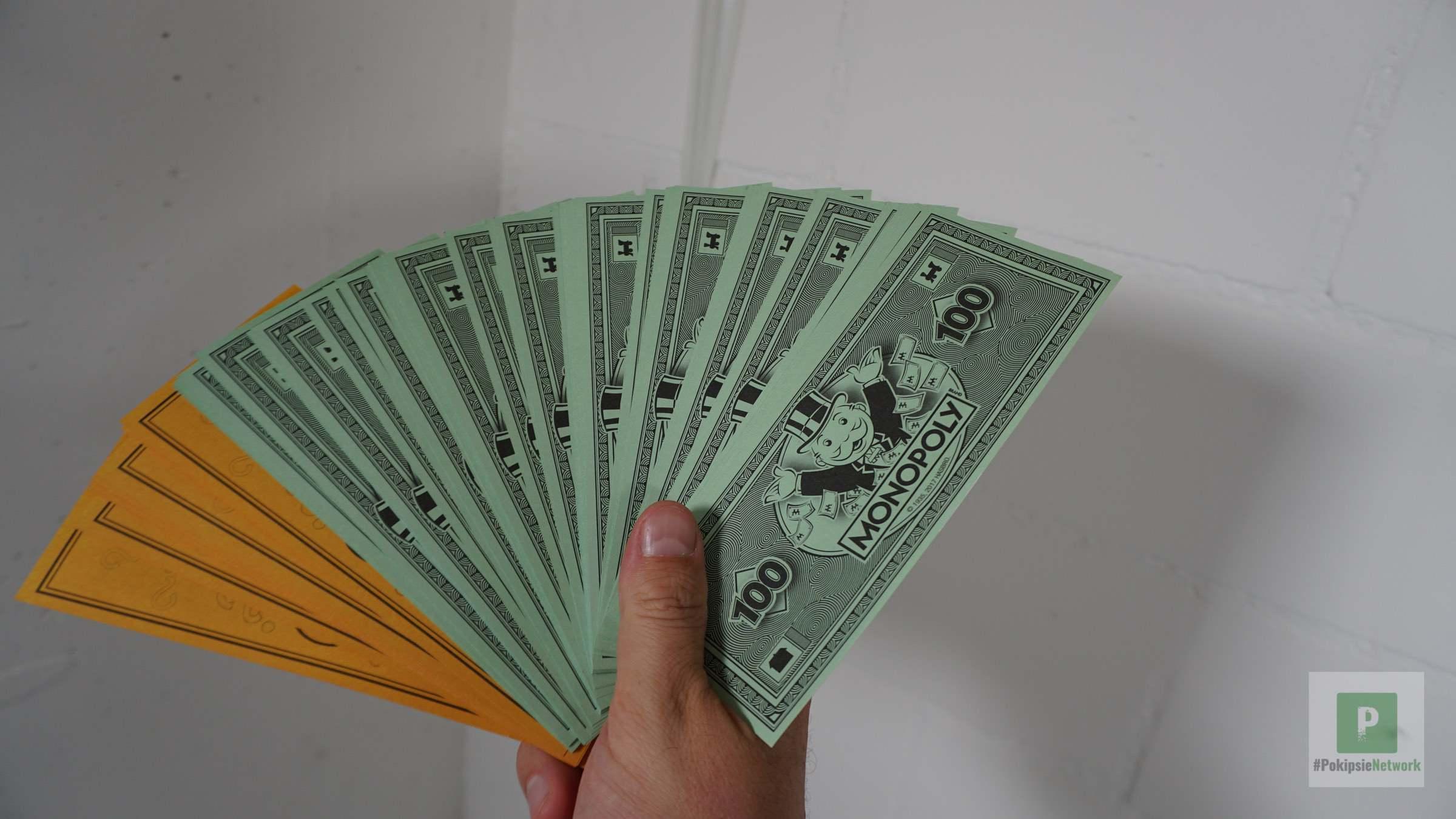 Die Geld- und Ereigniskarten