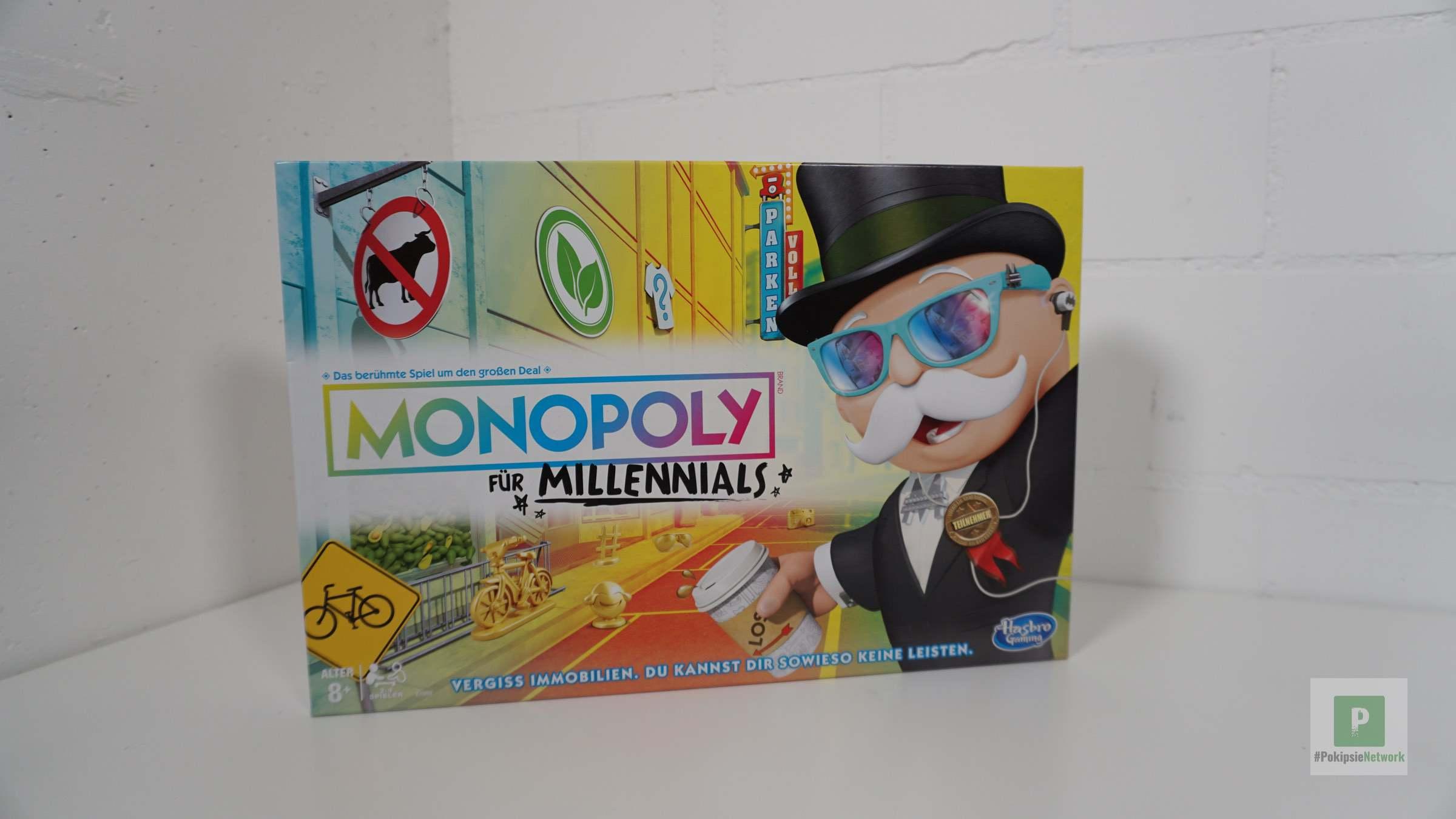 Monopoly Millennials – Die eigenen Erfahrungen sind das was zählt, nicht das Geld