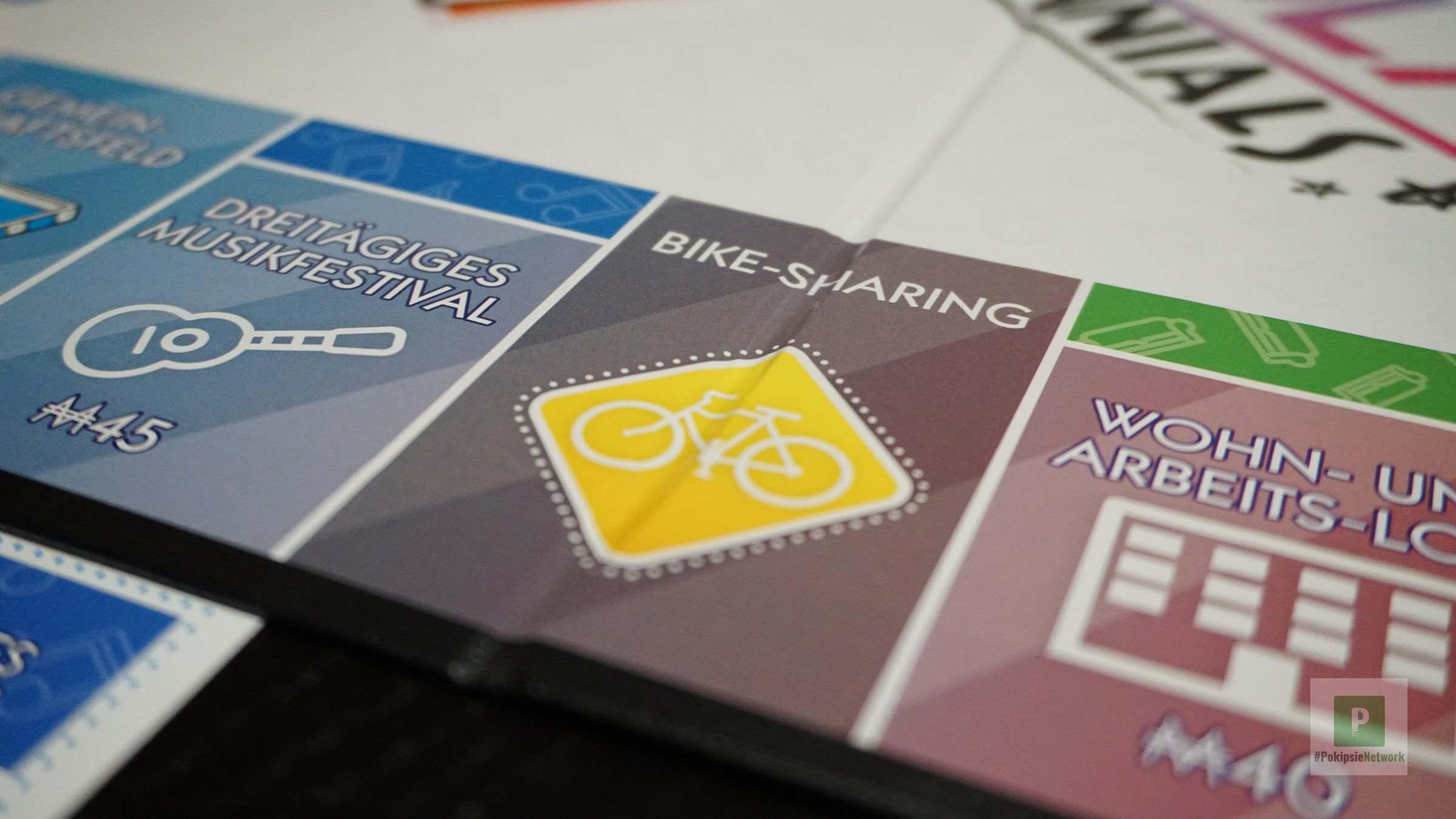 Bike-Sharing Feld