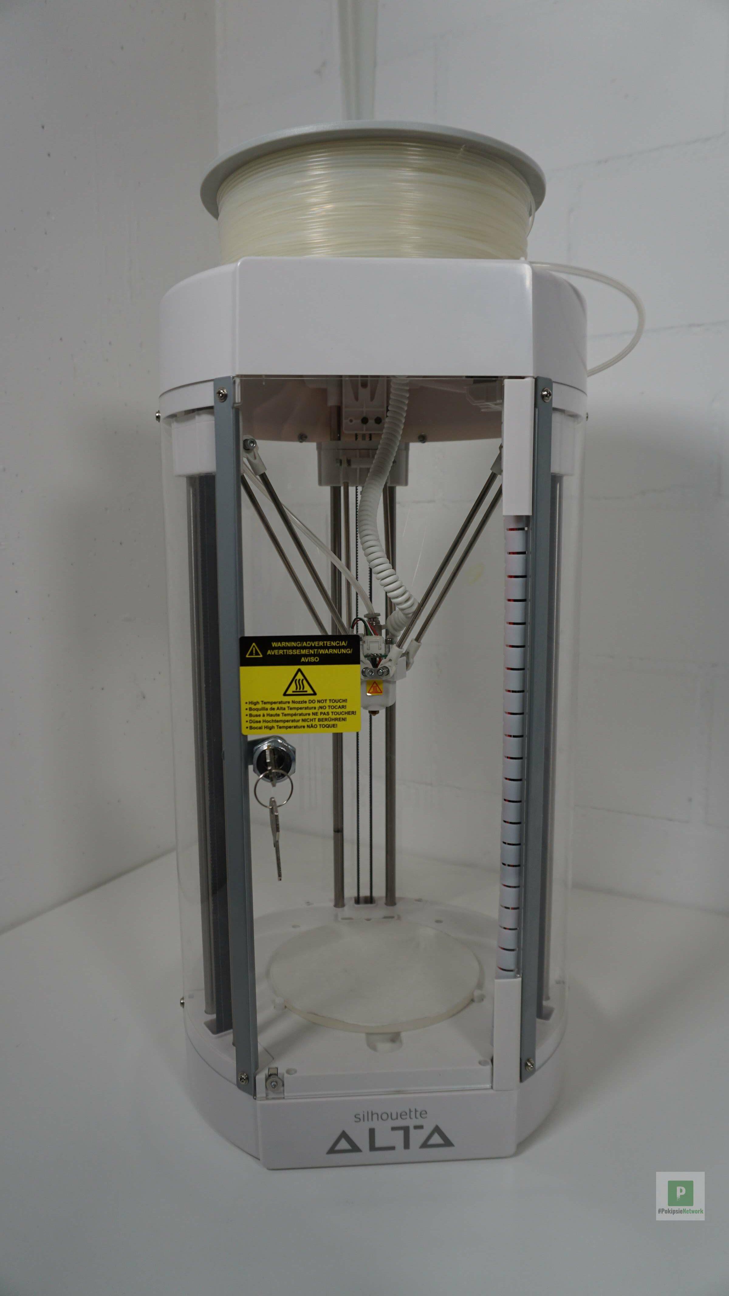 Silhouette ALTA – Günstiger Einstieg in den 3D Druck