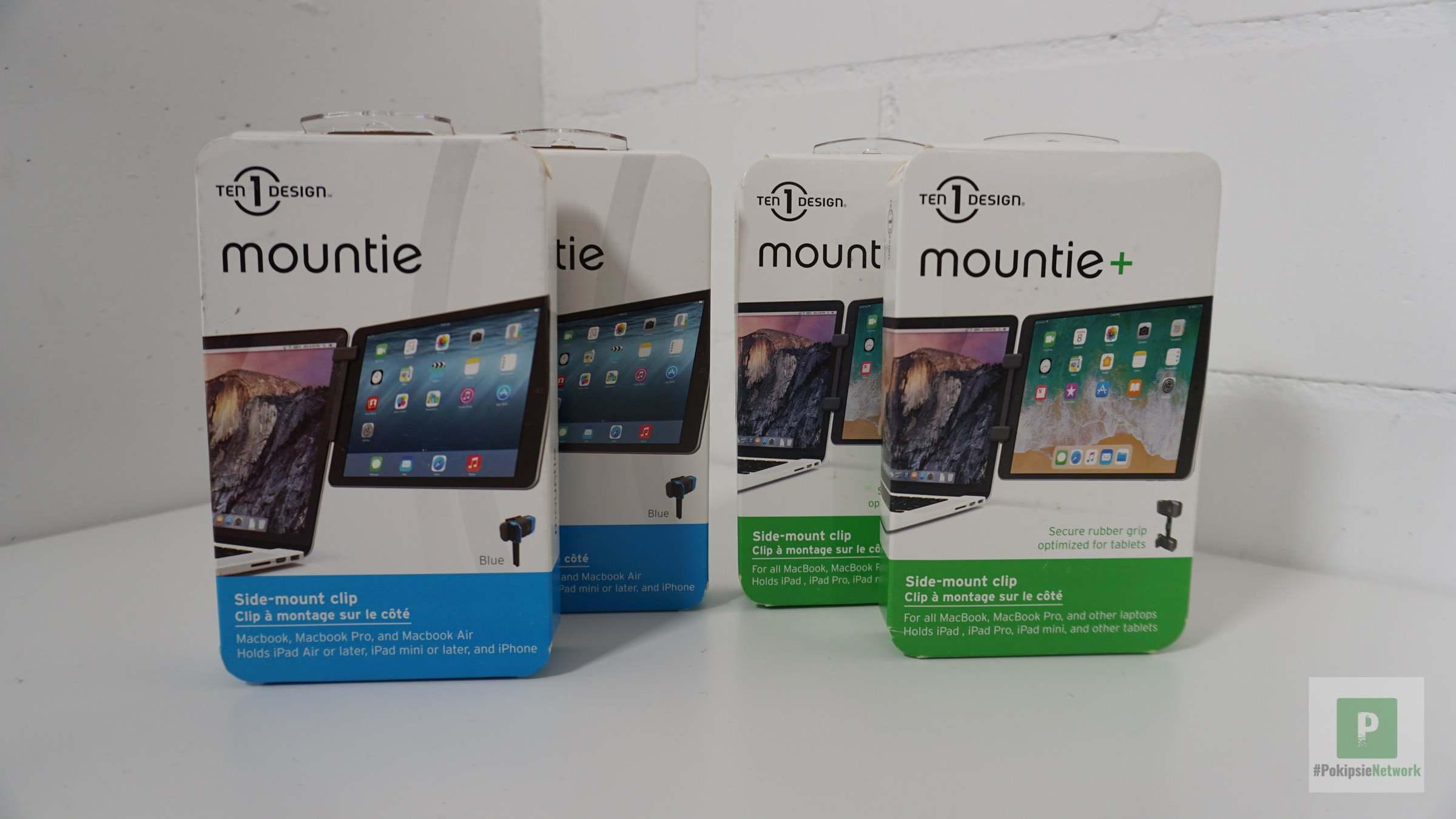 Mountie (+) – Du brauchst mehr Platz am MacBook/Ultrabook?