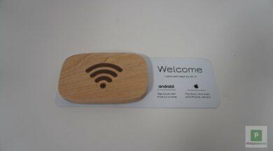 Wifi Porter – chices Accessoire das eure Gaeste mit dem WLAN verbindet