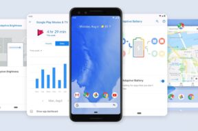 Android 9 Pie Update Infos